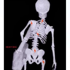 Heavy-bag-X-ray