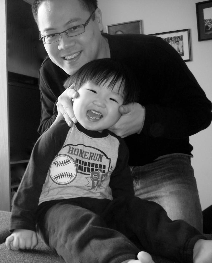 Dr. David & Kid